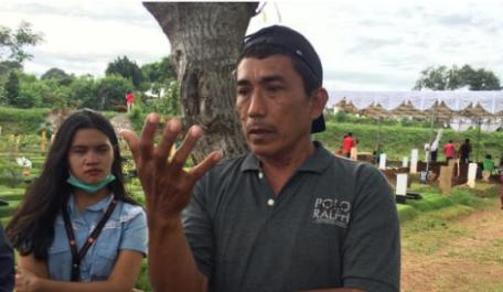 Merinding Bacanya!! Kesaksian Penjaga Kubur Keluarga Korban Pembunuhan Sadis di Pulomas...