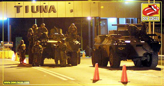 Maduro podría escapar esta misma noche del país - Revisan celulares de efectivos en Fuerte Tiuna