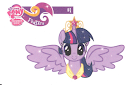 MLP Tattoo Card 1 Series 2 Trading Card