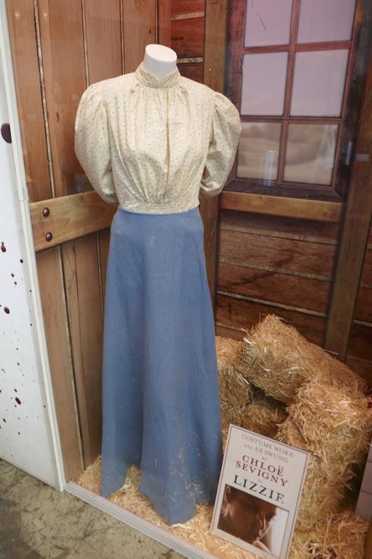 Chloë Sevigny Lizzie Borden film costume