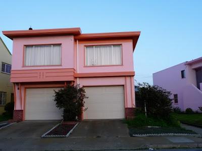 แบบบ้านสีชมพู