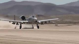 """A-10 Thunderbolt II """"Warthog"""" T"""