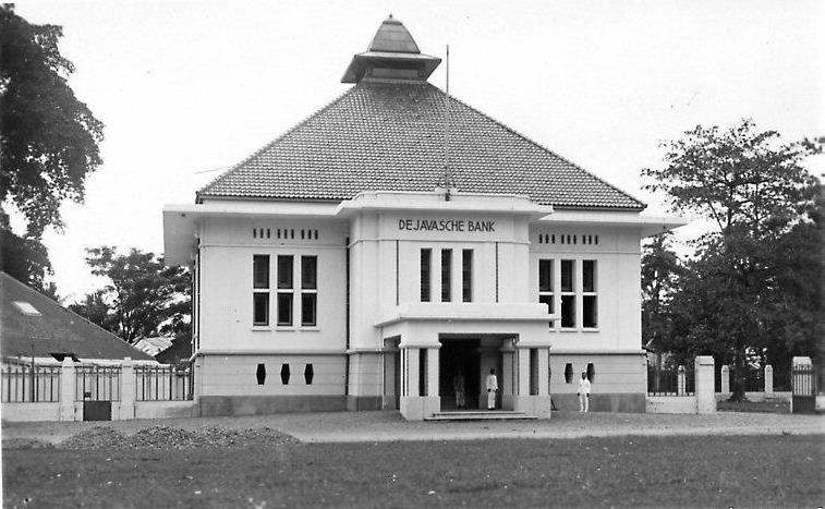 kantor De Javasche Bank di Padang