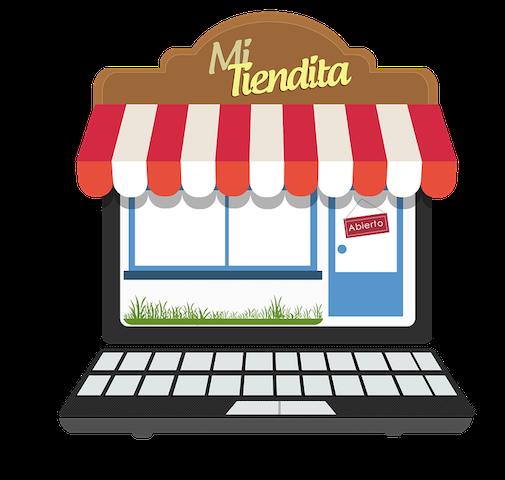 Produktivitas dan Belanja Online Shop Indonesia