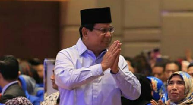 Ingat Pesan Gus Dur soal Orang Paling ikhlas, Gerindra yakin Prabowo Menang