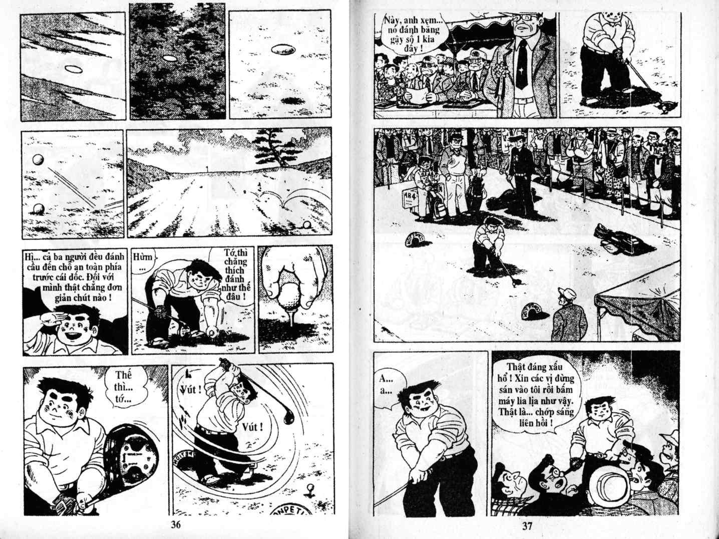 Ashita Tenki ni Naare chapter 3 trang 17