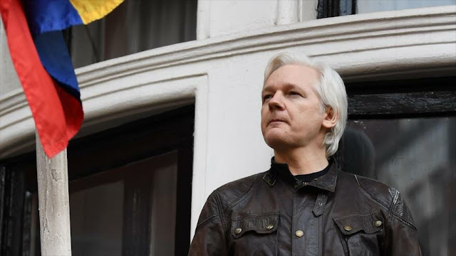WikiLeaks informa de una operación de espionaje contra Assange