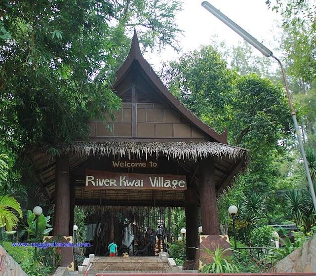 Hotel Review | River Kwai Village Hotel, Kanchanaburi