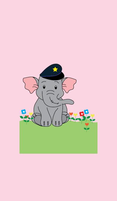Elephant theme v.4