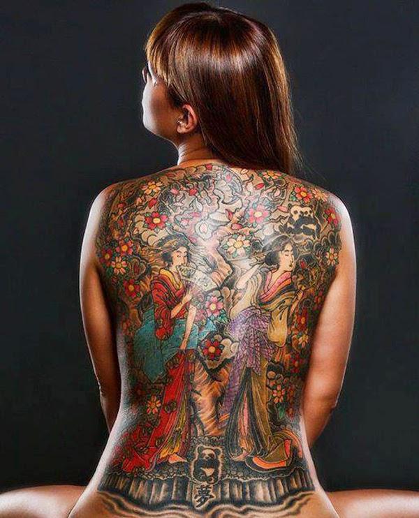 The Tattoo Corner: Irezumi