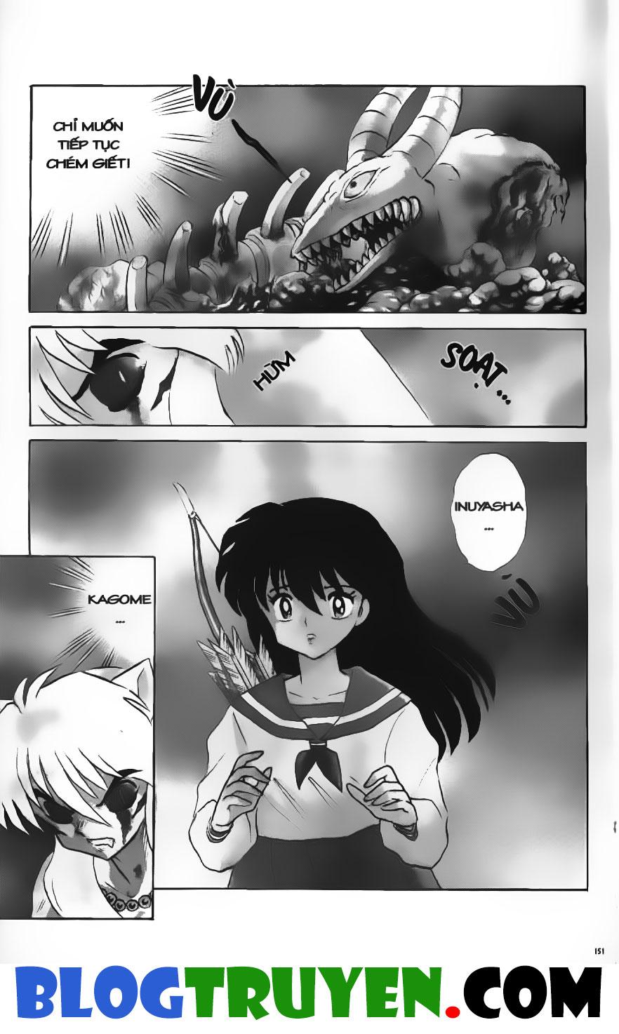 Inuyasha vol 16.9 trang 4
