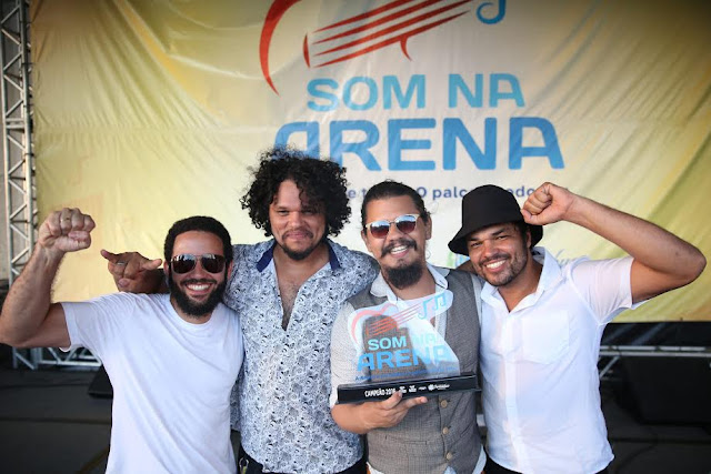 Arena Pernambuco Concurso Som na Arena está de volta