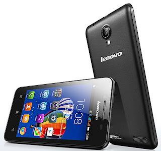 Harga Lenovo A319 Terbaru, Dilengkapi Kamera 5 MP dan 2 MP