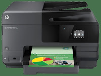 HP Officejet Pro 8610 e-All-in-One Printer Drivers
