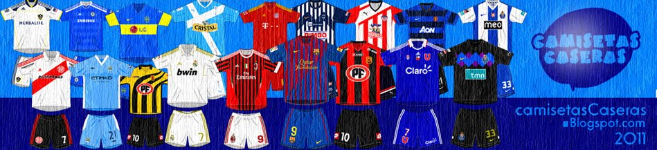 camisetas replicas antiguas