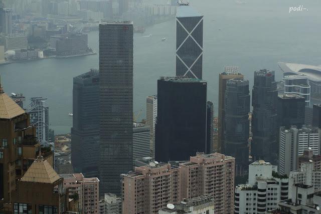 Hong Kong Hill rascacielos