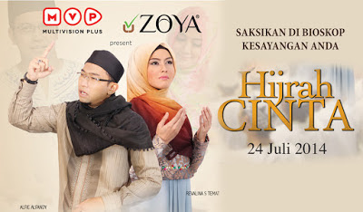 Download Film Hijrah Cinta Full Movie