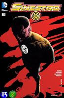 Os Novos 52! Sinestro #12