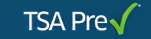 TSA Pre check logo