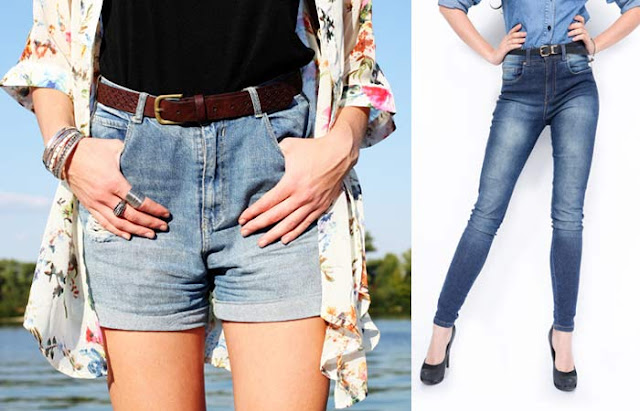 how to make ripped jeans without sandpaper