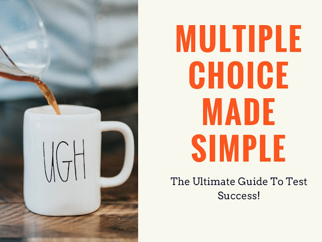 Multiple choice questions test prep guide introduction photo