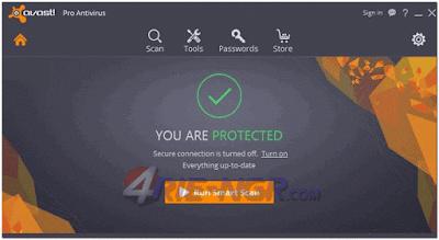 Avast Pro Antivirus 2017 17.4.2294.0 Final Full Version