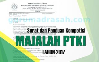 Panduan Kompetisi Majalah PTKI Tahun 2017