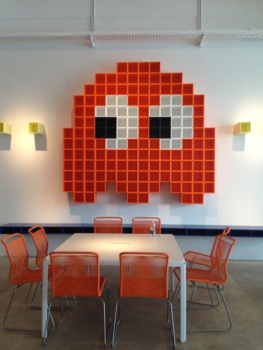 nerd decoração