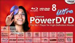 Power DVD 8 Full Version