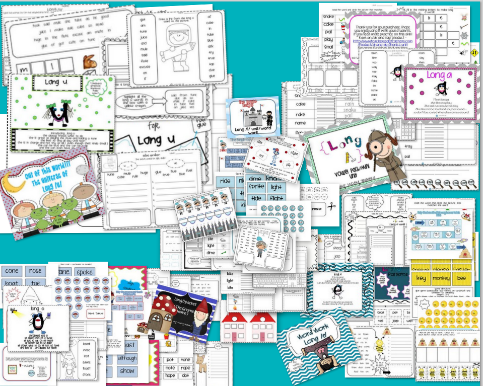 http://www.teacherspayteachers.com/Product/Long-Vowel-Bundle-Mega-Pack-all-5-of-my-long-vowel-units-in-1--312589