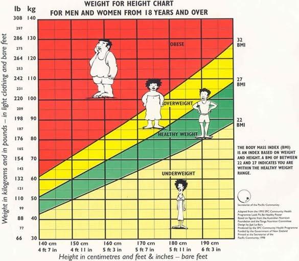 Cara Menghitung Berat Badan Ideal Pria Dan Wanita