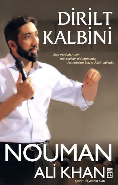 En Çok Okunan Kitaplar - Dirilt Kalbini - Nouman Ali Khan - Kurgu Gücü