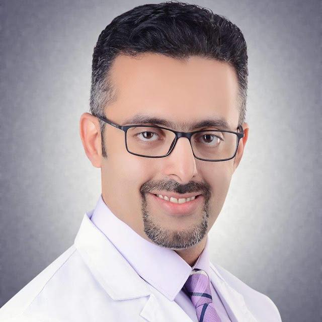 """""""  أحمد عبد الهادي """"العلاج المناعي أمل جديد لمرضي السرطان وعملي جزأ لا يتجزأ من شخصيتي"""