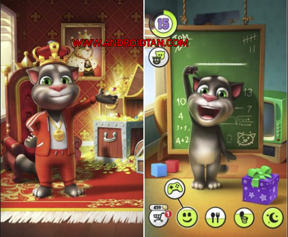Download My Talking Tom Mod Apk Unlimited Coins