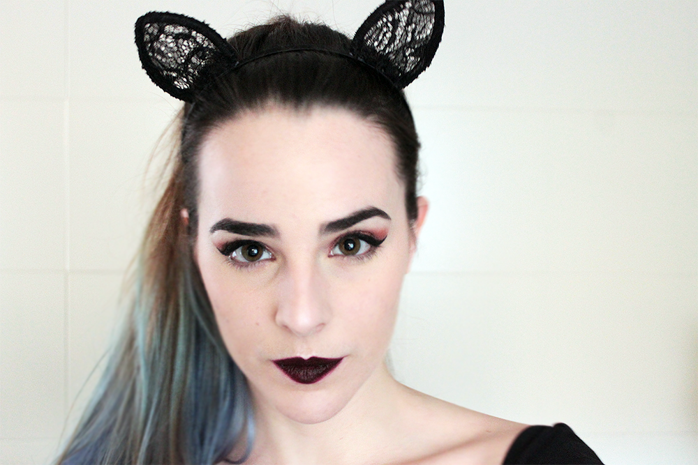 MAC Viva Glam Ariana Grande I Lipstick swatches and review