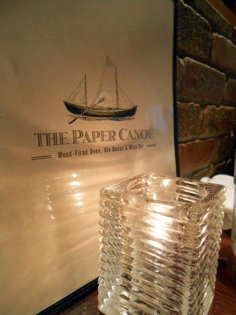 The Paper Canoe