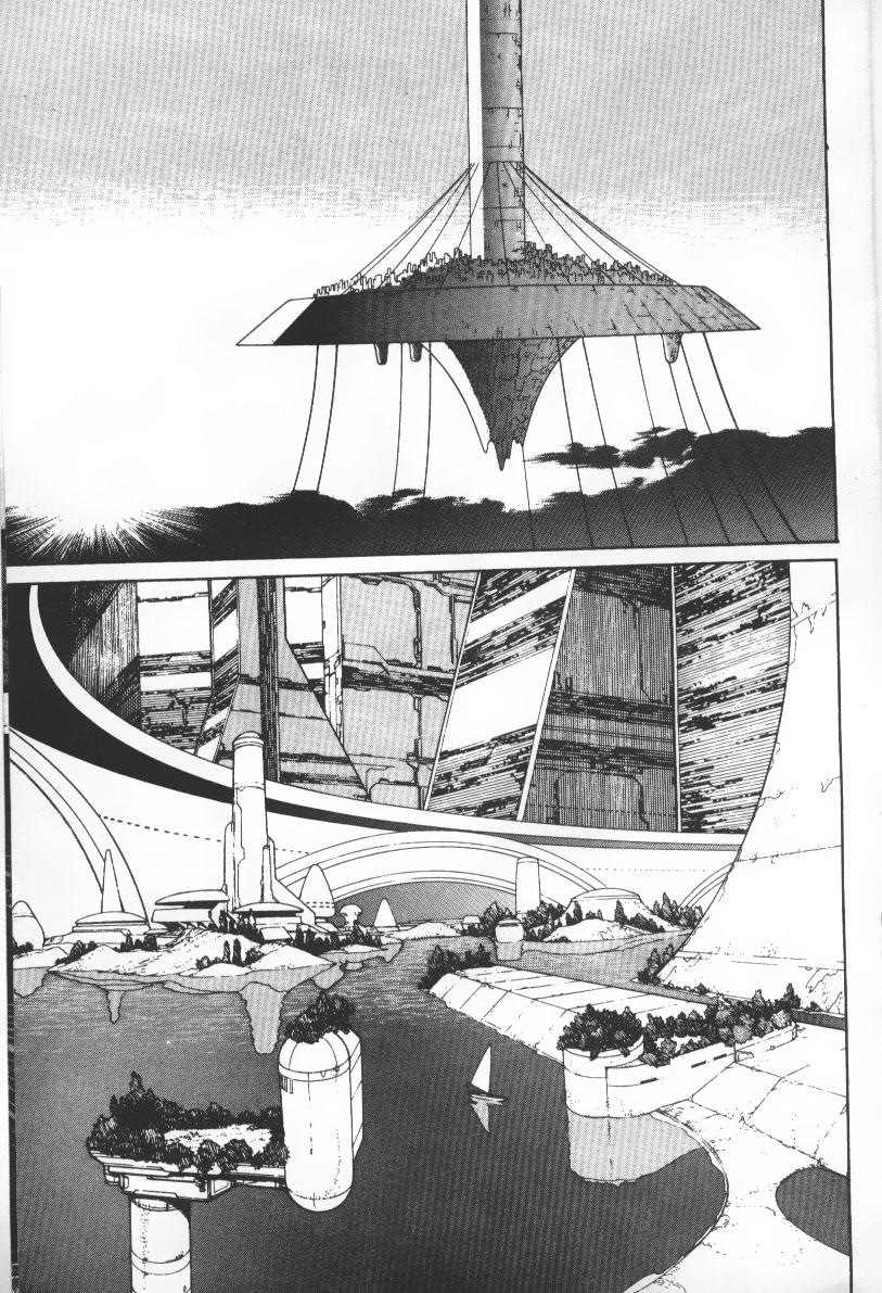 Battle Angel Alita chapter 36 trang 3