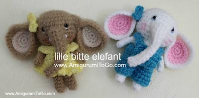 Crochet Along Elephant - YouTube | 197x400