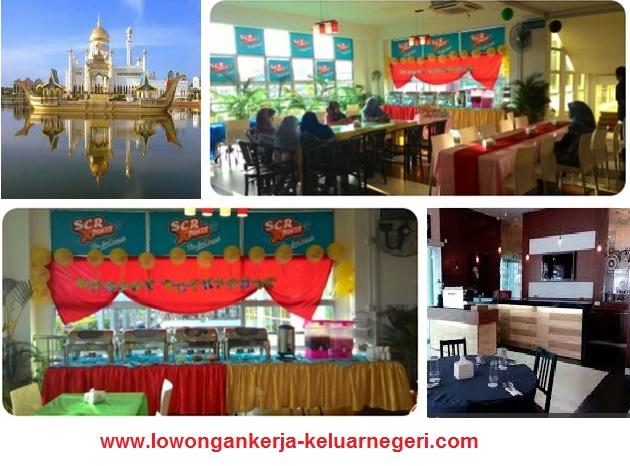 Lowongan Kerja Restoran Di Brunei Darussalam Lowongan Kerja Keluar Negeri Pjtki Resmi