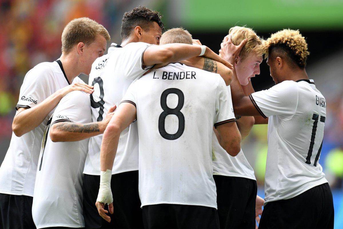 Alemanha atropela Portugal e vai à semifinal do futebol olímpico ... eedbec441bc1c