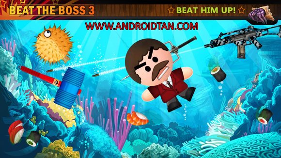 Free Download Beat The Boss 3 Mod Apk v2.0.0 Android Latest Version Terbaru 2017
