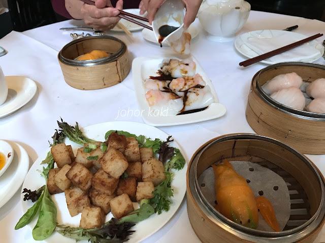 Lai Wah Heen. Sek Dim Sum & Yum Cha in Toronto 麗華軒