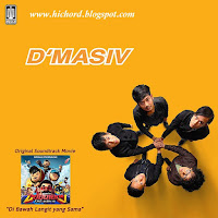 Download Lirik Kunci Gitar D'Masiv – Di Bawah Langit Yang Sama (OST BOBOIBOY)