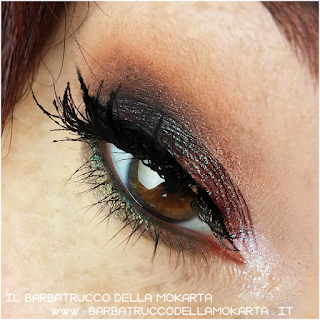 makeup eyes swatches DISCORDIA PROSPECTIVE COLLECTION - Limited Edition finisterre mineral