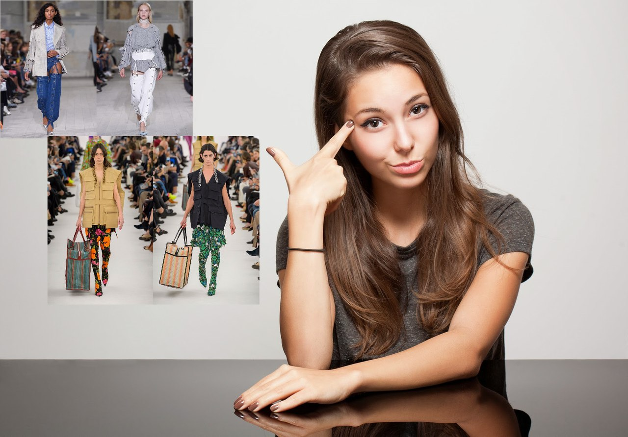 Топ-8 странных трендов из мира моды