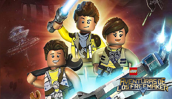 LEGO-Star-Wars-aventuras-Freemaker-isney-XD