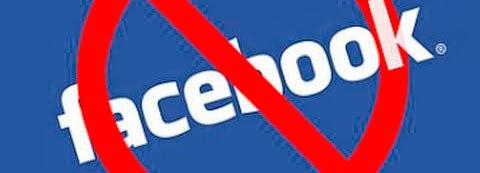 Facebook bloqueado - imagem retirada do Google imagens