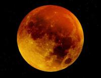 Lunar Eclipse 2019 #SuperBloodWolfMoon