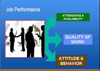 DOT supervisor training understanding performance measures
