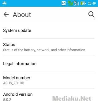 HP Asus ZenFone Max Ngelag